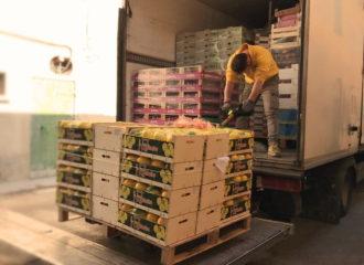 Consegna rapida | SD Fruit - ingrosso ortofrutta